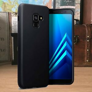 online store 17abc 493ed Samsung Galaxy A8 2018 Extreme Element Case Gel Precision Black ...