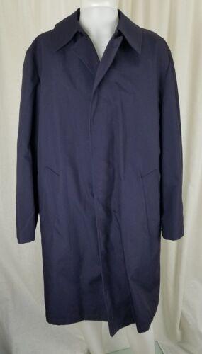 Pesante Uomo 44 Impermeabile Sears Pile Per Zip Rimovibili Pelo Trench Cappotto q5ffpTUw