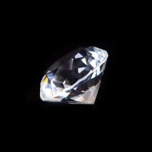 Verre-cristal-diamant-forme-facette-bijou-cadeau-de-mariage-30mm