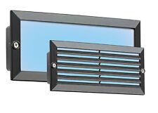 LED blu luce MATTONE-NERA FASCIA-IP54 5 W LED bricklight