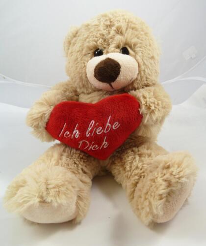Made in Germany Teddybär Plüschbär Plüsch Bär Teddy Kuscheltier Plüschtier
