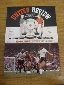 20-10-1990-Manchester-United-v-Arsenal-Arsenal-Championship-Season-token-remo