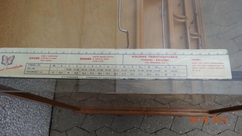Butiksdisk 200 cm - 24 skuffer