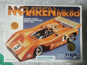 NEW-MPC-McLaren-Mk-8d-1-20-scale-Model-Kit-Still-In-Plastic-Wrap