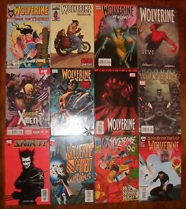 Wolverine-Comic-Lot-Save-The-Tiger-X-Men-Origins-Annual-1-Inner-Fury-Death-of