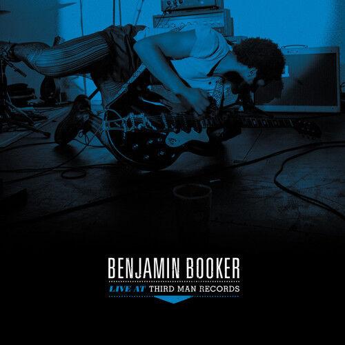 Benjamin Booker - Live at Third Man Records [New Vinyl LP]