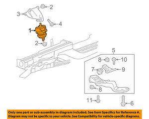 Cool Cadillac Gm Oem 09 14 Cts Engine Motor Mount Torque Strut 15234751 Wiring 101 Capemaxxcnl