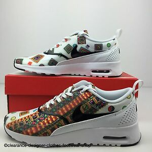 the best attitude 918b4 d3f2f Image is loading NIKE-AIR-MAX-THEA-LIB-QS-TRAINERS-WOMENS-
