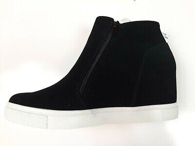 Hidden Wedge ZIPPER Sneaker Shoes