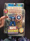 Marvel Legends Captain America Series 1 Action Figure ToyBiz 2002 Wp40