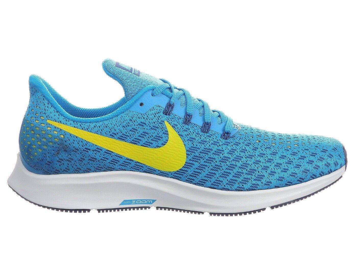 Nike Air Zoom Pegasus 35 Mens 942851-400 bluee Orbit Running shoes Size 8