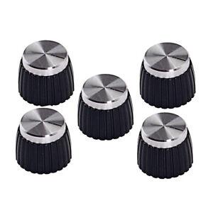 5-pezzi-in-plastica-stereo-amplificatore-manopole-tappi-per-parti-Marshall