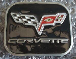 ef6a775c6a4a Boucle de ceinture - Chevrolet Corvette   eBay
