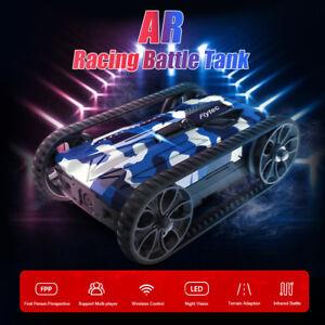 Flytec-AR-RC-Tank-TANQUE-CRUISER-DE-COMBATE-LED-Control-remoto-Off-Road-Coche