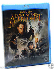 The Lord of the Rings: Return of the King Blu-ray Gebiet B NEU ORIGINALVERPACKT