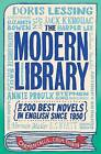 The Modern Library: The 200 Best Novels in English Since 1950 by Colm Toibin, Carmen Callil (Paperback, 2011)