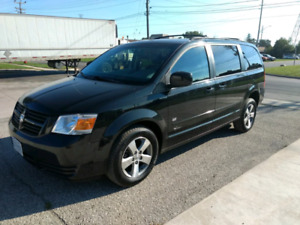 2009 Dodge Caravan wheelchair accessible