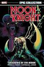 Moon Knight Epic Collection: Shadows of the Moon by Doug Moench (Paperback, 2015)