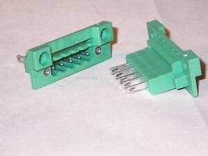 NOS PHOENIX CONTACT 1757310 MSTBA 2.5//9-G-5.08  combicon header
