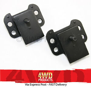 Engine-Mount-SET-4x-bolt-for-Nissan-Patrol-GQ-Maverick-4-2P-4-2D-3-91-97