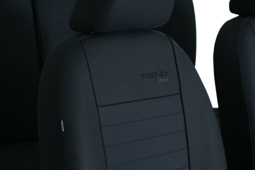 VW PASSAT B6 2005-2010 STRONG FABRIC TAILORED SEAT COVERS MADE TO MEASURE