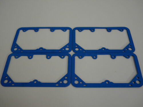 Holley Fuel Bowl Gaskets Free Ship 4 Pack Holley QFT AED CCS 108-83-4
