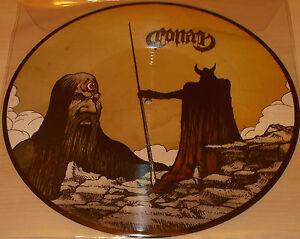 CONAN-MONNOS-2016-PICTURE-DISC-VINYL-LP-200-ONLY-BONGRIPPER-NEW