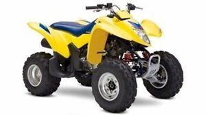 suzuki quadsport ltz250 z250 repair service manual cd 2004 2005 rh ebay com 1993 Suzuki 250 Sport Quad 1993 Suzuki 250 Sport Quad