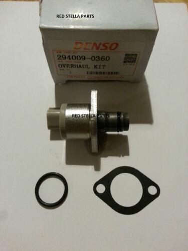 Nissan navara pathfinder 2.5 dci pompe à carburant ventouse contrôle valve régulateur