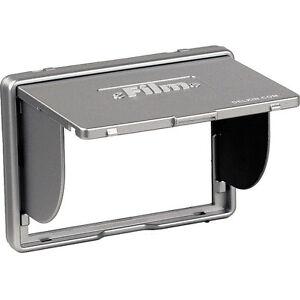 Protezione-Display-Copri-Monitor-LCD-rigido-con-paraluce-x-1-8-034-Pop-Up-Shade