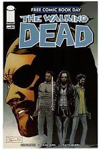 The Walking Dead FCBD Free Comic Book Day Edition - 1st Print NM-