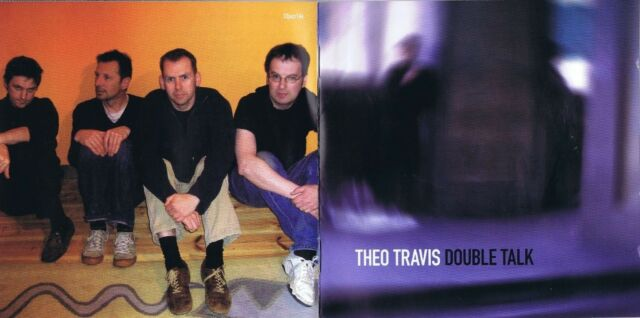 Theo Travis - Double Talk CD