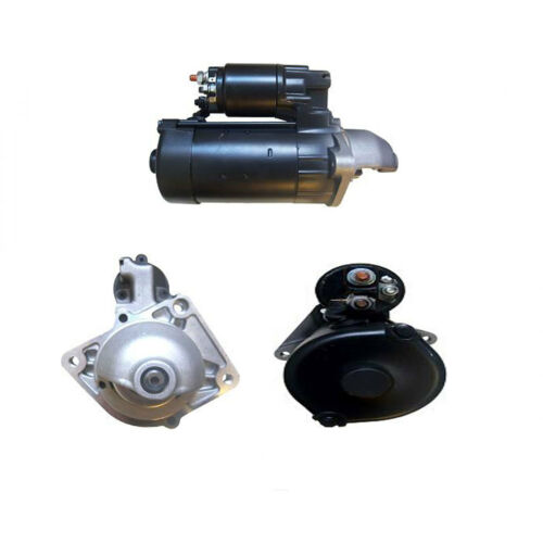 20939UK Fits IVECO Daily 35C12 2.3 TD Starter Motor 2002 On