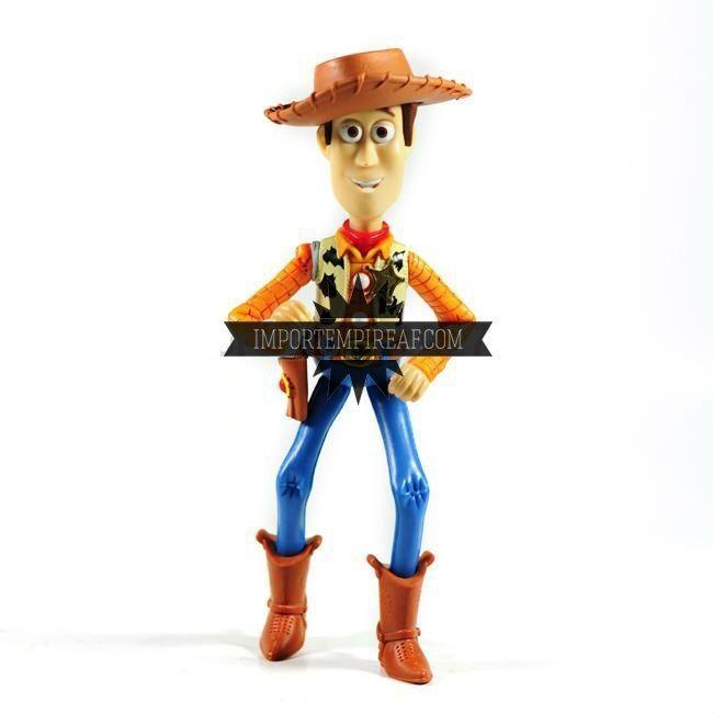 Spielzeug STORY 3 Sheriff Waldreichen FIGURE 18 CM action Statuette buzz stolz