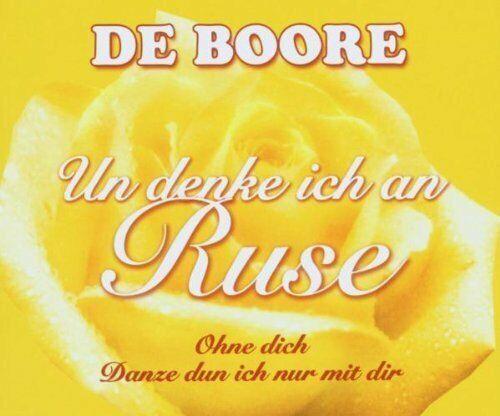 De Boore Un denke ich un Ruse.. (2005)  [Maxi-CD]