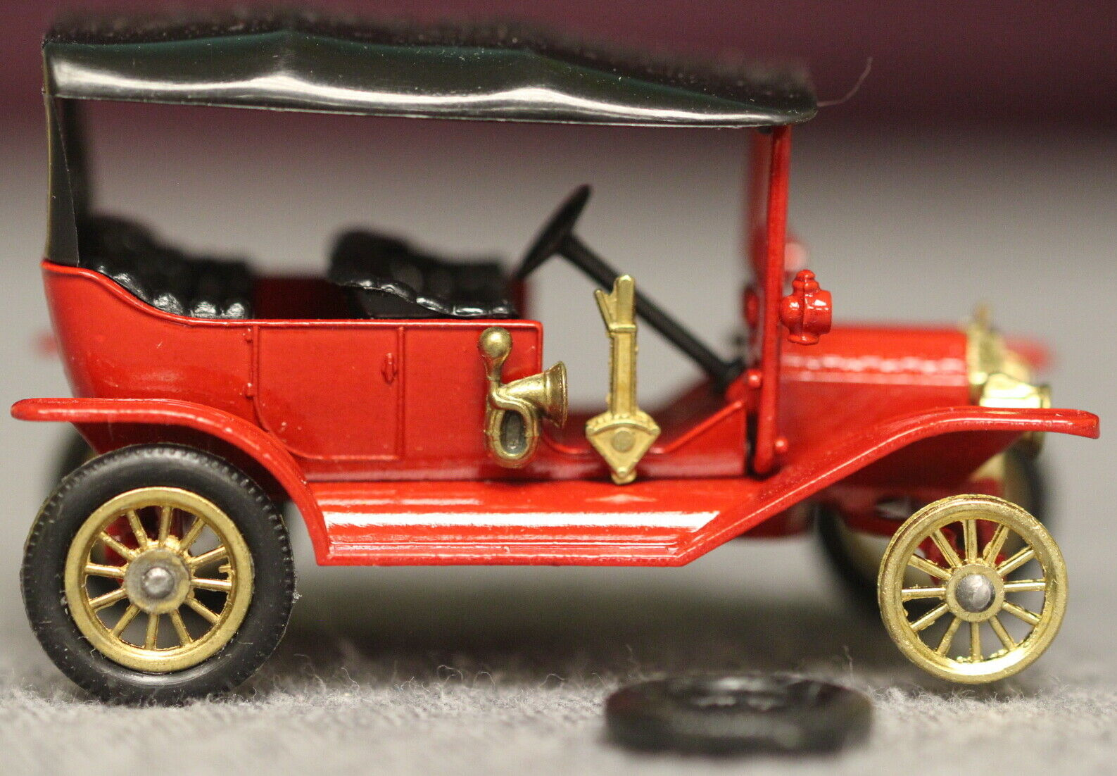 MATCHBOX  MODELS OF YESTERYEAR  Y-1 1911 MODEL 'T' FORD Series 2 ca 1964