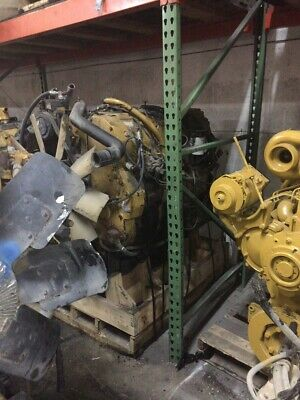 Caterpillar C15 - DIESEL ENGINES FOR SALE - TESTED FULLY - 6NZ - C 15 -  C-15 | eBay