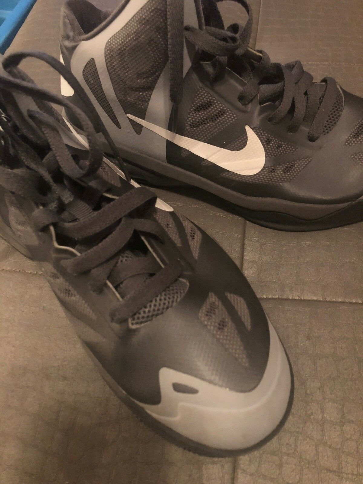 Nike Air Max SIZE 8.5 Gray Mens HYPER AGGRESSIVE  Seasonal price cuts, discount benefits