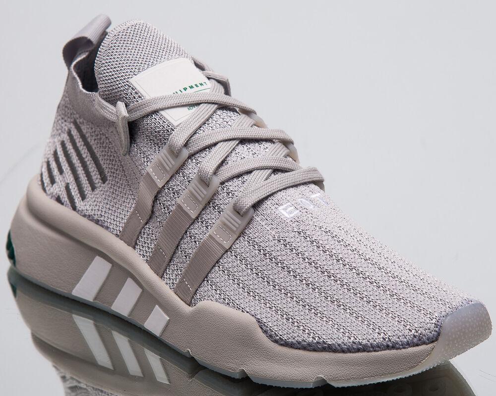 adidas Originals EQT Support Mid ADV Primeknit homme New Gris Sneakers B37372
