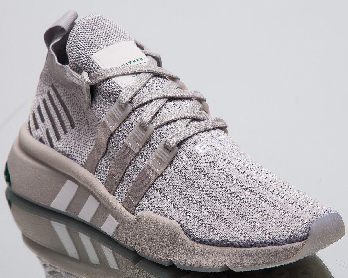adidas Originals EQT Support Mid ADV Primeknit Men New Grey Sneakers B37372