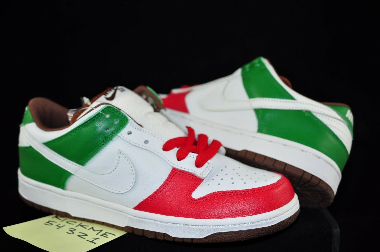 NIKE DUNK LOW PRO SB CINCO DE MAYO SIZE 6.5 NEW DS VERY RARE GIRLS GS WOMENS LTD