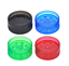 Mini-Plastic-Hand-Herbal-Grinder-Tobacco-Herb-Crusher-Muller-Two-Layer-Alloy thumbnail 3