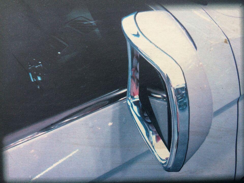Chromlister, BMW, X5
