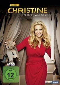 Christine. perfetto era ieri! - Stagione 1 (Diana Amft/Janek Rieke/+) 2 DVD NUOVO