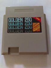 Nintendo Classic NES 1985 Golden 250 Video Game
