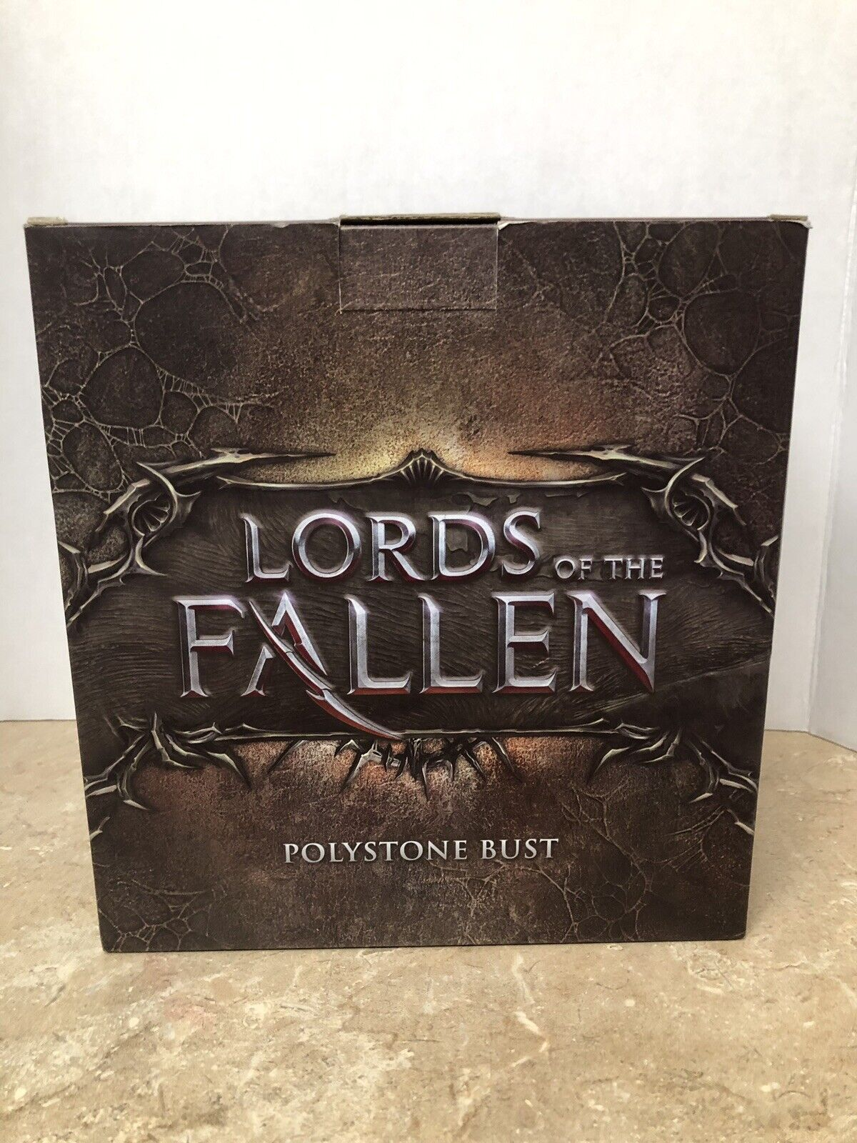 Lords of the Fallen Polystone Burst Figure New in box