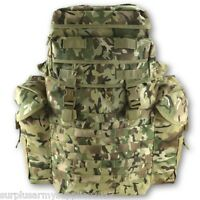 38 LITRE N.I RUCKSACK BERGEN HEAVY LOAD CARRIER PATROL PACK MTP BRITISH ARMY