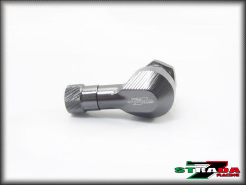 "Strada 7 83 Degree 11.3mm 0.445/"" inch CNC Valve Stems Honda CBR1000RR Grey"