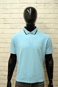 DIADORA-Uomo-Maglia-Polo-Shirt-Man-Taglia-Size-XL-Cotone-Manica-Corta-Casual