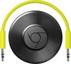 Google Chromecast (GA3A00147-A14-Z01) Audio Media Streamer - Black